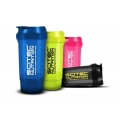 Scitec Nutrition SHAKER 500ml TRAVELLER  2х компонентный