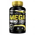 BioTech Mega Amino 3200, 100 tabs