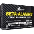 OLIMP Beta-Alanin CARNO RUSH Mega tabs 80 tabl