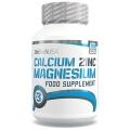 Biotech Calcium Zinc Magnesium 100 tabs