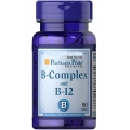 Puritans Pride Vitamin B-Complex And Vitamin B-12 90 cap