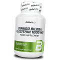 BioTechUSA Ginkgo Biloba + Lecithin 1000 mg (90 капс)