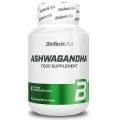 BiotechUSA Ashwagandha 60 caps