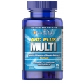 Puritans Pride ABC Plus Multivitamin and Multi-Mineral Formula - 100cap