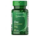 Puritans Pride Zinc 25 mg 100 Cap