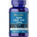 Puritans Pride Alpha Lipoic Acid 200 mg 100 caps