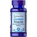 Puritans Pride Flush Free Niacin 500 mg - 100 cap