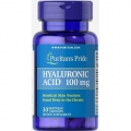 Puritans Pride Hyaluronic Acid 100 mg 30cap