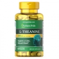 Puritans Pride L-Theanine 200 mg per serving 60 Capsules