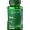 Puritans Pride Zinc 50 mg 250 Caplets