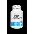 BiotechUSA Zinc + Chelate 60 tabs