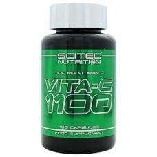 Scitec Nutrition VitaC-1100, 100 caps
