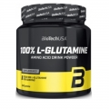 Bio Tech 100% L-Glutamine 240 g