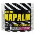 FA Nutrition Xtreme Napalm Pre Cont. 224g (40serv)
