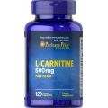 Puritans Pride L-Carnitine 500 mg 120 cap