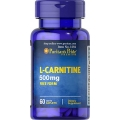 Puritans Pride L-Carnitine 500 mg 60 cap