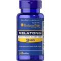 Puritans Pride Melatonin 3 mg 240 Tab