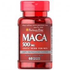 Puritans Pride Maca 500 mg 60 Capsules