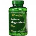 Puritans pride Magnesium 500 mg 250 tab